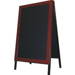 Double Frame Easel Stand