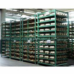 Warehouse Storage Mild Steel Rack