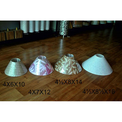 Table lamp shades manufacturers suppliers traders of table lamp conical lamp shades aloadofball Image collections