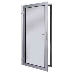 Aluminium Bathroom Door