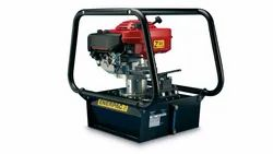 Enerpac Two Speed Gasoline Hydraulic Pumps