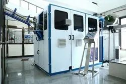 Fully Automatic PET Bottle Making Machine, Capacity: 30 mL to 1 Litre