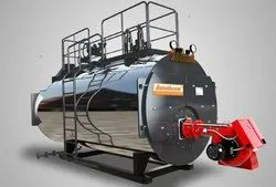 Fully Automatic High Pressure Boilers