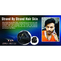 Strand By Strand Human Hair Skin/Hair Patch/Toupee