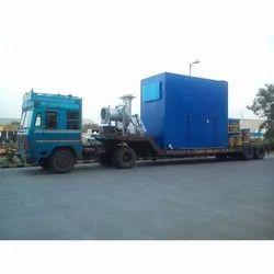 Offline trailor Goods Transportation Service