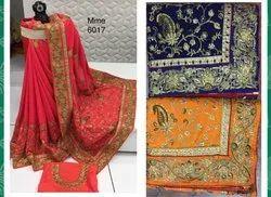 Party Wear Designer Saree Collection
