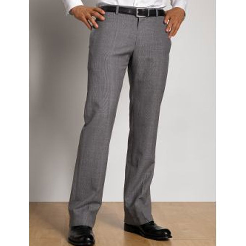 402ae897c5c Gray Cotton Men  s Formal Pant