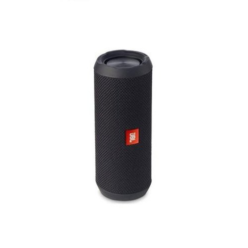 JBL Flip 3 Black Open Box Splashproof Portable Bluetooth Speaker