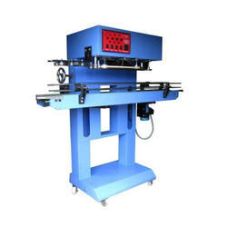Pesticides Band Sealer Machine