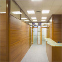 Partitions Wooden