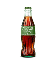 Coca-Cola Life Soft Drink