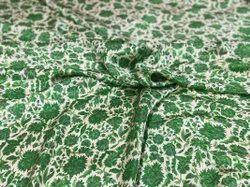 Pure Banarasi Satin Silk Handloom Fabric