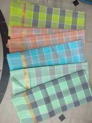 South Cotton woven POCHAMPALLY IKAT SAREES/COTTON SAREES, 6.3 m (with blouse piece)
