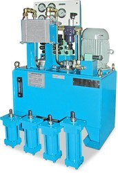 ACE Stainless Steel, Steel Hydraulic Power Pack for SPM, Model Name/Number: Not Specified, for Automation