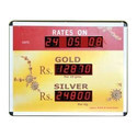 Jewelry Rate Display Board