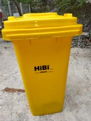 HIBI Wheeled Dustbin 120Ltr