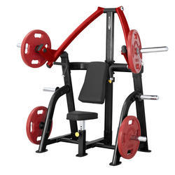 Fitness World Seated Incline Press Machine
