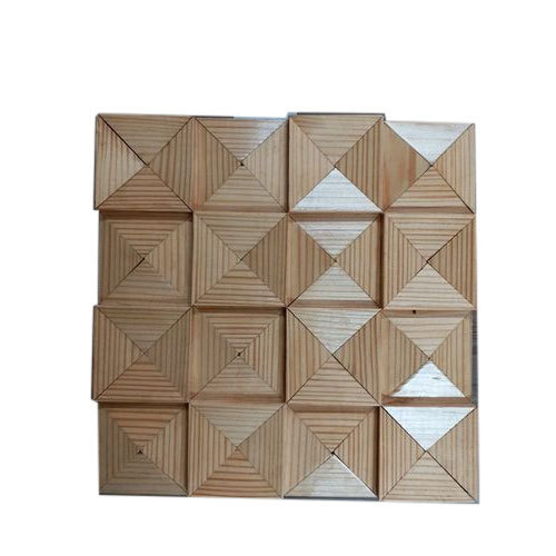 Max Metal Decorative Wooden Wall Tile Rs 40 Piece Max Metal ID New Decorative Wood Wall Tiles