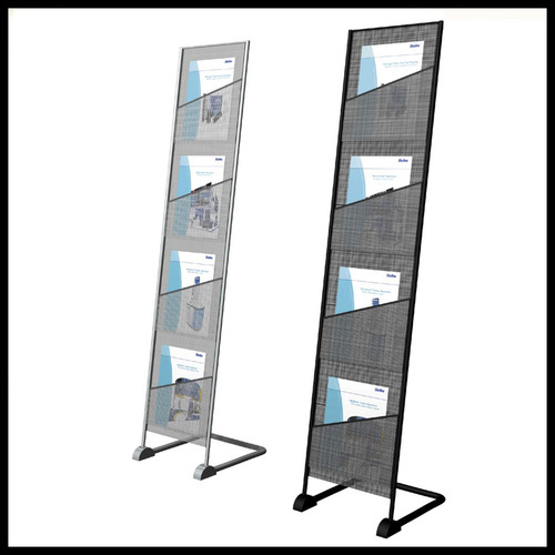 Fabric Literature Stand