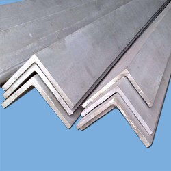SS Angle for Construction, Material Grade: SS304