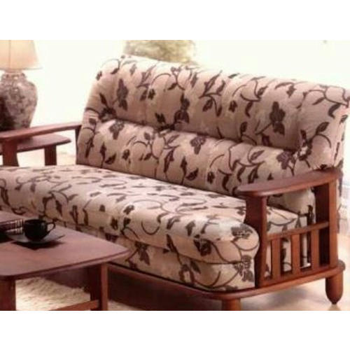 Surprising Floral Printed Sofa Gmtry Best Dining Table And Chair Ideas Images Gmtryco