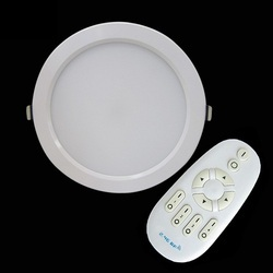 CCT Dimmable LED Downlight with remote