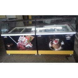 SS Ice Cream Display Counter