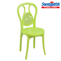 Opal Fluorescent Green Chair
