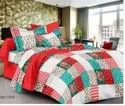DN11773 Cotton Printed Double Bedsheet