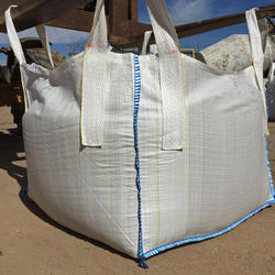 FIBC Big Bag For Sand With Flap