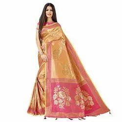 S69 Ladies Designer Kota Silk Saree