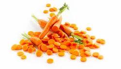 Frozen Carrots Sliced Vegetables