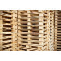 ISPM15 Heat Treated  Fumigated Used Wooden Pallets