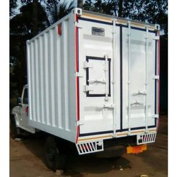Truck Refrigerated Dry Container