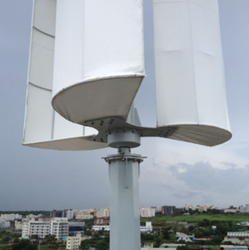 Vertical Axis Wind Turbine in Pune, वर्टिकल एक्सिस