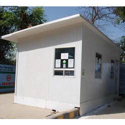 Portable Prefabricated Ticket Booth