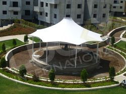 Tensile Fabric Roof Structures
