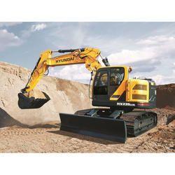 HX235 LCR Hyundai Crawler Excavator