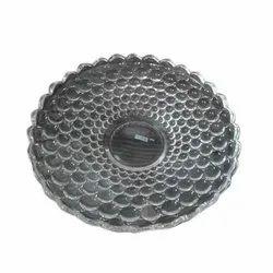100 Ml Round Glass Decorative Bowl
