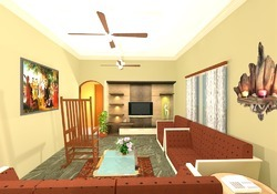 3d Building Architectural Internal Visualization Designing Service