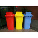 Plastics Dustbins