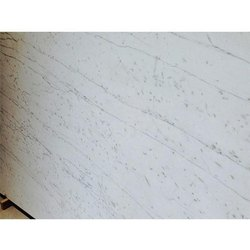 Polished Finish White Indo Pista Marble