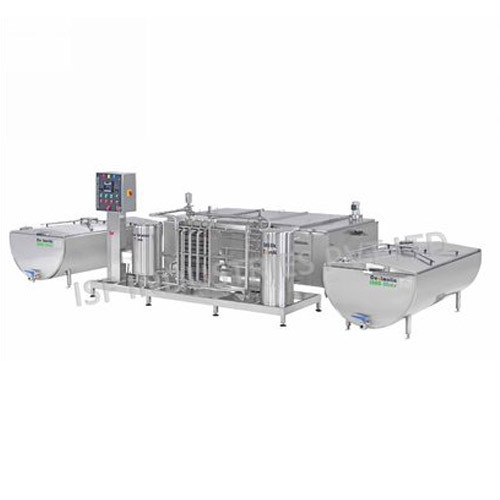 Small Scale Pasteurised Milk Processing Plant