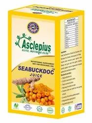 Natural Seabuckdoc Juice, Packaging Size: 500 ml