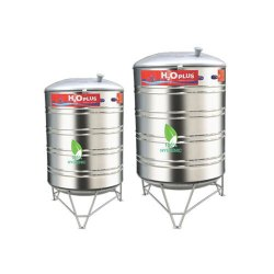 5000 Litre Stainless Steel Water Tank