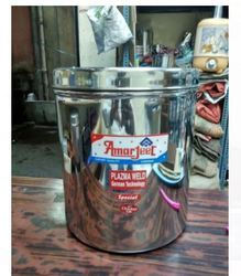 Mirror Steel Container