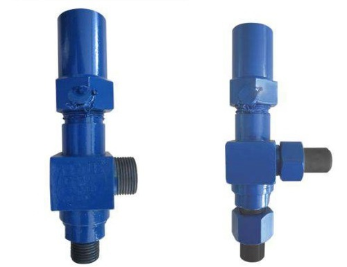 Gas Castle Safety Relief Valve, for Industrial, Model Name/Number: Csrv