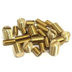 Brass Grub Screw
