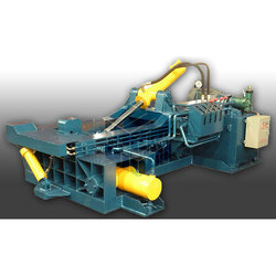 Tripple Compression Industrial Hydraulic Bailing Press