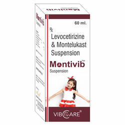 Levocetrizine Hcl 2.5mg Montelukast 4mg
